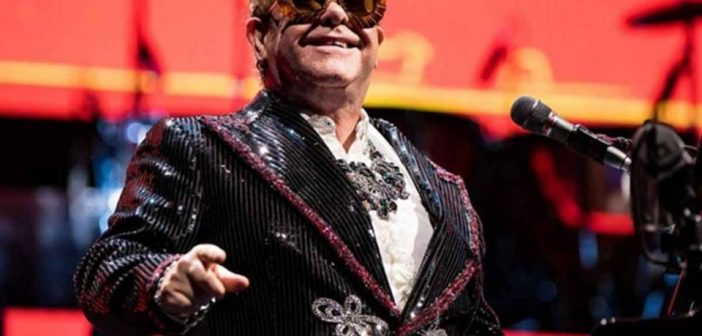 Elton John, autor de las partituras del musical 'The Devil Wears Prada'