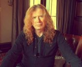 Dave Mustaine planta cara al cáncer; Megadeth regresa